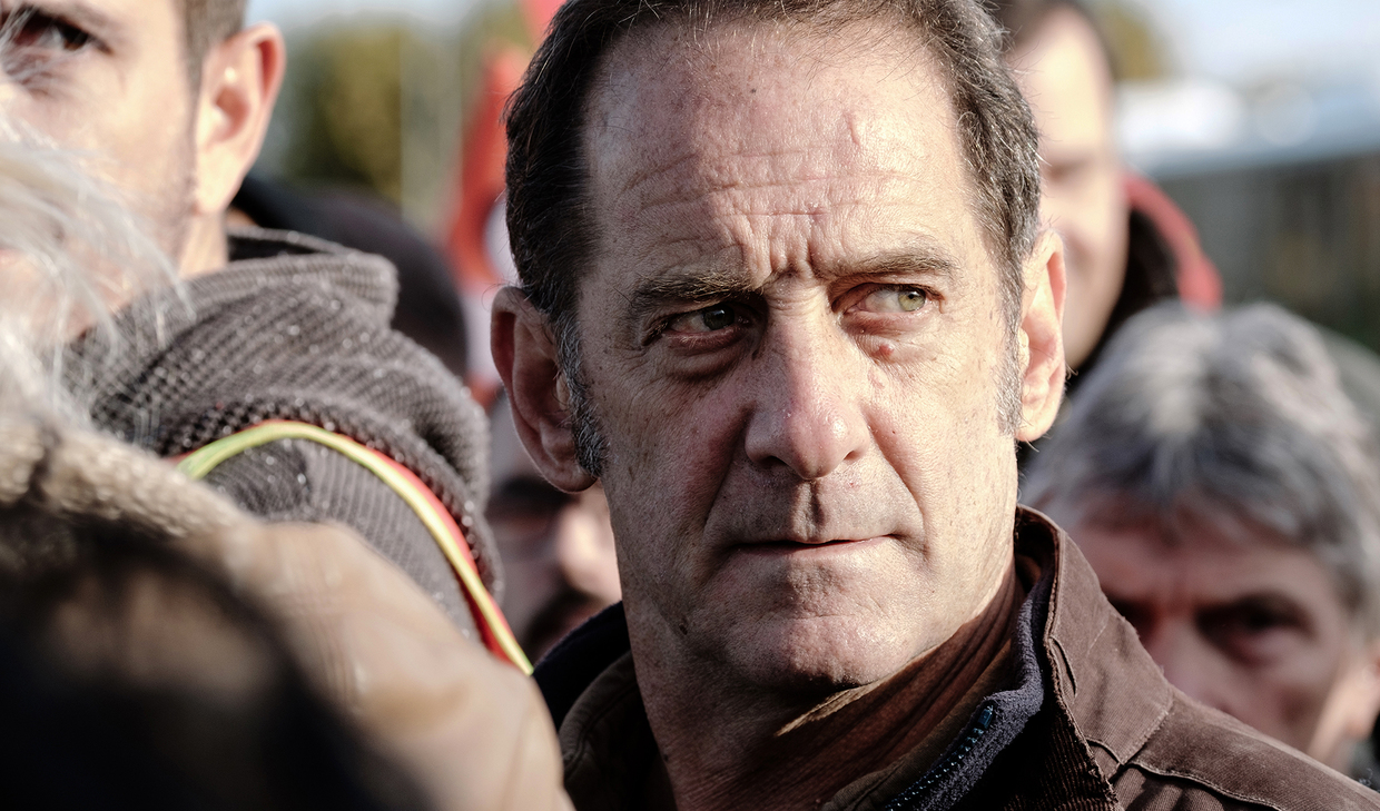 """Streik"": Vincent Lindon als Laurent Amédéo"