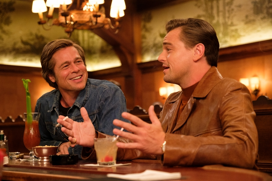 Szenenbild aus Once upon a time ... in Hollywood