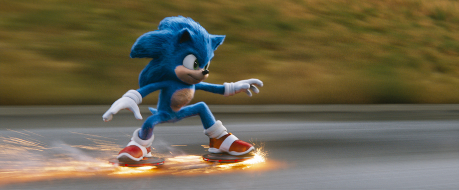 Szenenbild aus Sonic the Hedgehog