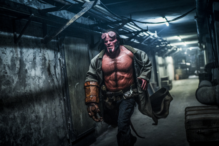 Szenenbild aus Hellboy - Call of Darkness