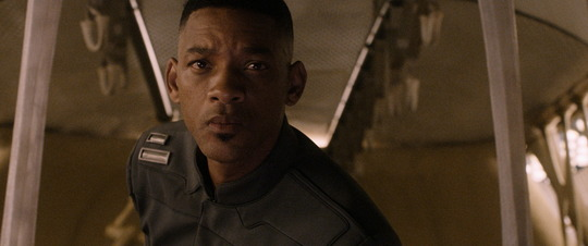 Szenenbild aus After Earth mit Will Smith