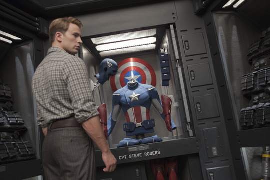 Szenenbild aus Marvel's The Avengers  mit Chris Evans