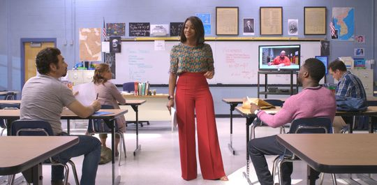 Szenenbild aus Night School mit Tiffany Haddish