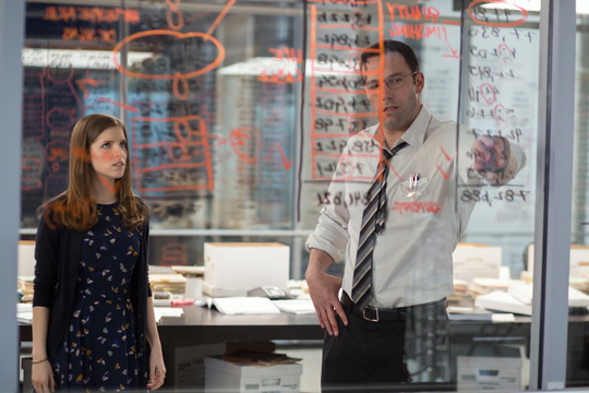Szenenbild aus The Accountant mit Ben Affleck