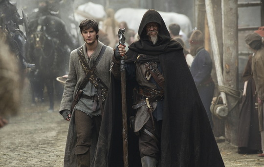 Szenenbild aus The Seventh Son mit Jeff Bridges